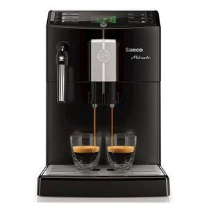 Saeco HD8764/01 - Machine espresso Minuto automatique avec mousseur à lait classique