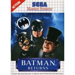 Batman Returns sur Master System