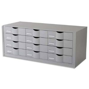 Paperflow Bloc classeur 12 tiroirs (A4)