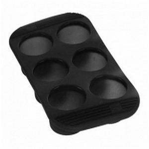 Mastrad Moule à 6 muffins en silicone