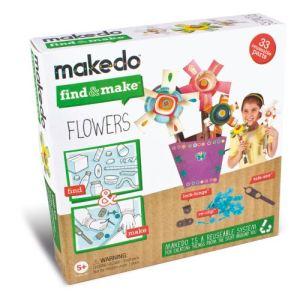 Makedo Find & Make : Fleurs
