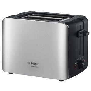 Image de Bosch TAT6A913- Grille-Pain Comfort Line 2 tranches