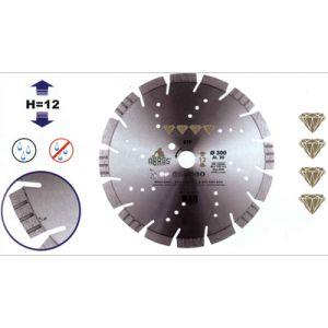 Reflex 410405 - Disque diamant btp diamètre 400 mm alésage 25.4