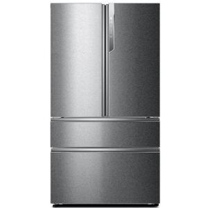 Haier HB25FSSAAA - Réfrigérateur américain 4 portes
