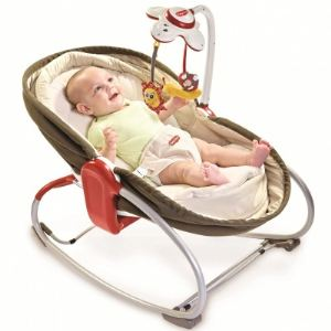 Tiny Love Transat Rocker Napper 3 en 1 musical