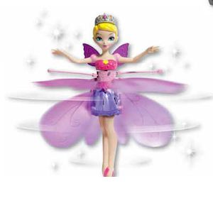 Spin Master Fée volante Flying Fairy Princesse Flutterbye
