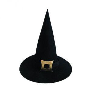 Ptit Clown RE77500 - Chapeau sorcière adulte