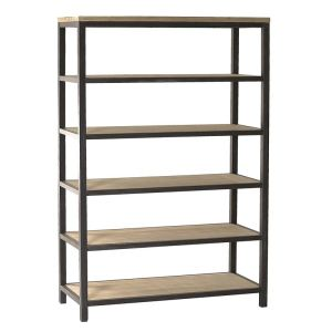 etagere 5 tablettes 40 cm comparer 93 offres. Black Bedroom Furniture Sets. Home Design Ideas