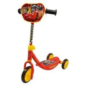 Smoby Trottinette 3 roues Cars