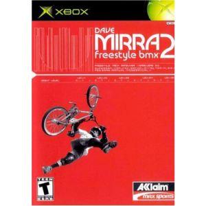 Dave Mirra Freestyle BMX 2 sur XBOX