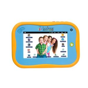 "Lexibook Tablet Junior (MFC270FR) - Tablette tactile pour enfant 7"" 4 Go sur Android"
