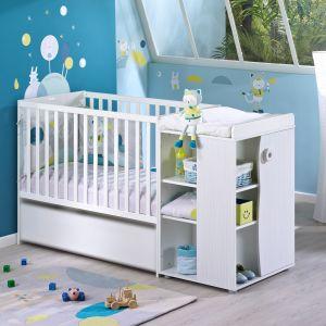 lit bebe transformable 90x190 comparer 36 offres. Black Bedroom Furniture Sets. Home Design Ideas