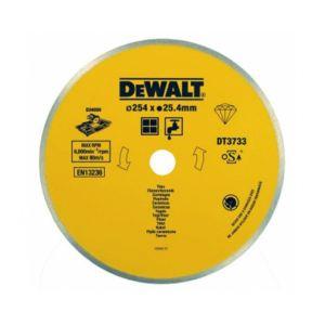 Dewalt DT3733 - Lame de scie à carrelage céramique