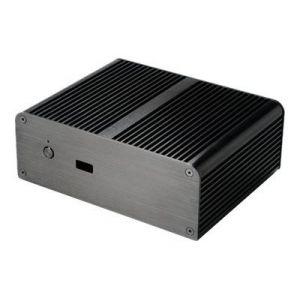 Akasa Newton T - Boîtier fanless en aluminium pour Intel NUC avec processeur Atom (sans alimentation)