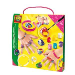 Ses Creative Kit créatif : Bagues et bracelets