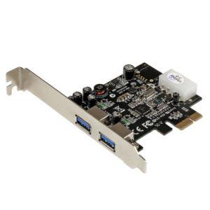 StarTech.com PEXUSB3S25 - Carte 2 ports USB 3.0 en PCI-E