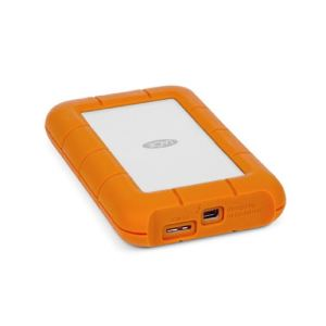 Lacie 9000299 - Disque dur externe Rugged 2 To Thunderbolt USB 3.0