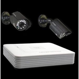 Extel O'Vision+ - Kit complet de vidéosurveillance