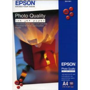 Epson C13S041061 - 100 feuilles de papier photo Quality 102g/m² (A4)