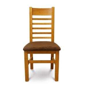 Chaise Berenice en chêne