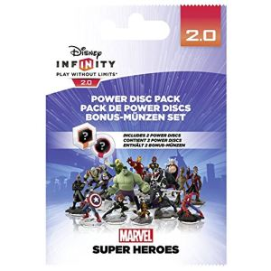 Disney Interactive Studios Disney Infinity 2.0 Marvel Heroes - 5 Packs de 2 Power Disc