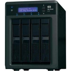 Western Digital WDBWWD0160KBK - Serveur NAS My Cloud EX4 16 To 4 baies Ethernet