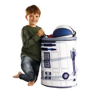 Worlds Apart Bac de rangement R2D2 Pop Up Star Wars