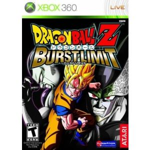 Dragon Ball Z : Burst Limit sur XBOX360