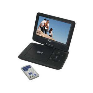 D-jix PVS 902-76L - Lecteur DVD portable