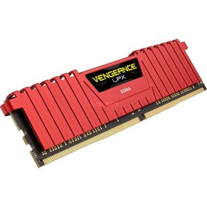 Corsair CMK8GX4M1A2400C14 - Barrette mémoire Vengeance LPX Series Low Profile 8 Go DDR4 2400 MHz CL14