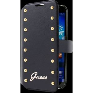 Guess GUFLBKS5SA - Coque Folio pour Galaxy S5
