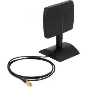 Delock 88902 - Antenne directionnelle WiFi 6dB 2,4 GHz 5 GHz