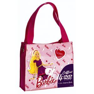 Coffret Barbie - La magie de la mode + Le bal des 12 princesses + Lac des cygnes + Casse-Noisettes