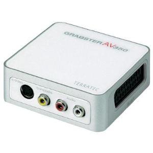 TerraTec Electronic Grabster AV 350 MX - Boîtier d'acquisition vidéo USB 2.0