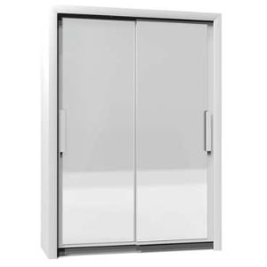 Armoire Perfect 2 portes (154 cm)