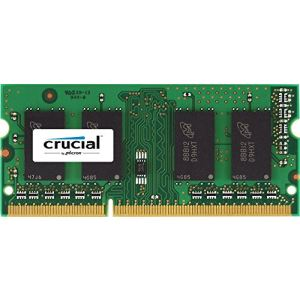 Crucial CT51264BF160B - Barrette mémoire 4 Go DDR3 1600 MHz 204 broches