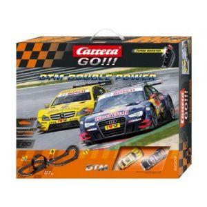 Carrera 62305 Go!!! - Circuit DTM Double Power