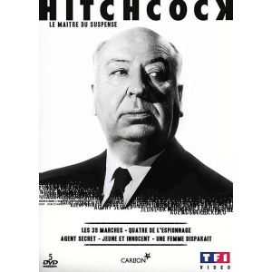 Coffret Hitchcock - 5 DVD