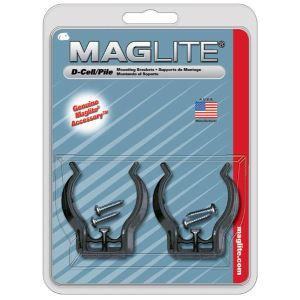 Maglite Crochets de fixation ML pour lampe charger mixte adulte