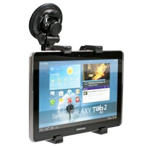Kwmobile 13209 - Support de tablette solide pour Samsung Galaxy Tab 2 10.1 P5100 et P5110