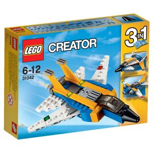 Lego 31042 - Creator : L'avion à réaction