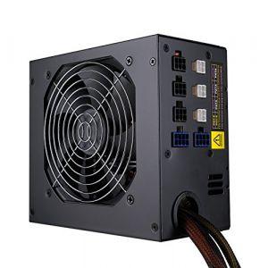 Fortron Hyper M 600 - Bloc d'alimentation semi-modulaire PC 600W