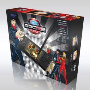 Videojet console pdc tactile 150 jeux comparer avec - Console de jeux portable tactile ...