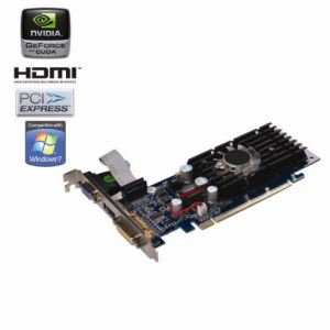Twintech TT-G210-1GD3E-HDMI - Carte graphique GeForce G210 1 Go DDR3 PCI-E 2.0