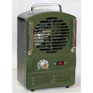 Domair Domy - Radiateur soufflant 1500 Watts