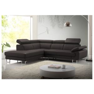 Canapé d'angle gauche Colissée