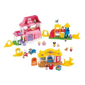 Fisher-Price La maison Little People