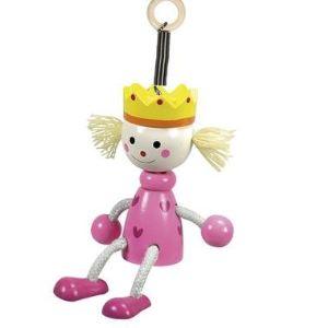 Mobile à ressort Princesse