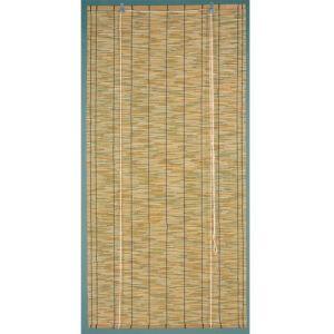 Morel Rideau de porte baguettes en bambou (90 x 180 cm)