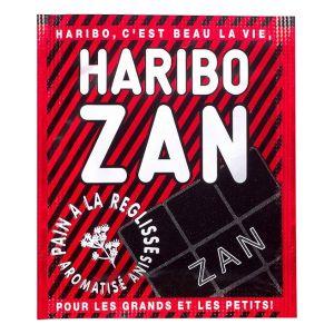 Haribo Zan confiserie a la reglisse aromatise Anis 12g